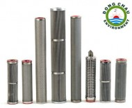Stainless filter cartridge